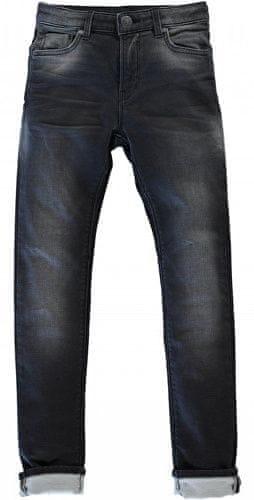 a8e43a60cfa Cars-Jeans Pánské černé kalhoty Ancona Blackused 7267841.34 (Velikost 34)