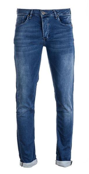b2a6684e509 Cars-Jeans Pánské modré kalhoty Bari Jog Bleachused 7814806.34 (Velikost 31)