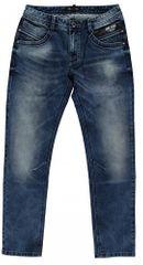 Cars-Jeans Męskie niebieskie spodnie Blackstar Kamień Albani 7,403,806.34