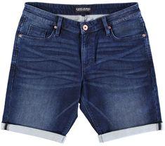 Cars-Jeans Férfi rövidnadrág Kentucky 4012703 Darkdenim
