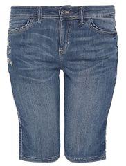 s.Oliver Spodenki damskie 14.806.72.2736.54Z4 Blue spodnie jeansowe