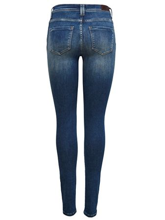 f58e49d30bf Dámské džíny Shape Reg SK DNM Jeans REA4488 Noos Dark Blue Denim 34