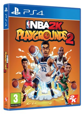 Take 2 igra NBA 2k: Playgrounds 2 (PS4)