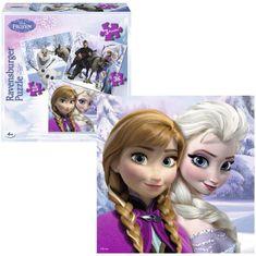 Ravensburger sestavljanka Frozen, 3v1
