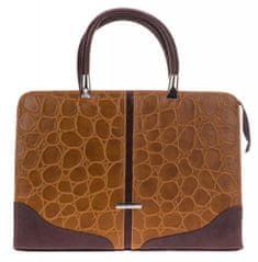 GROSSO BAG ženska torbica, rjava