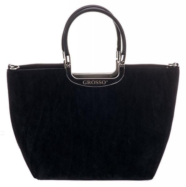 GROSSO BAG černá kabelka dbb5c278bb