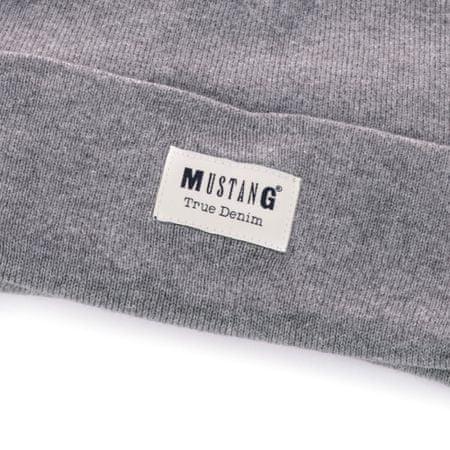 d2fd7027c9a Mustang pánská šedá čepice - Diskuze