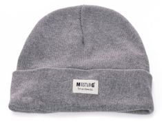 Mustang moška kapa, siva