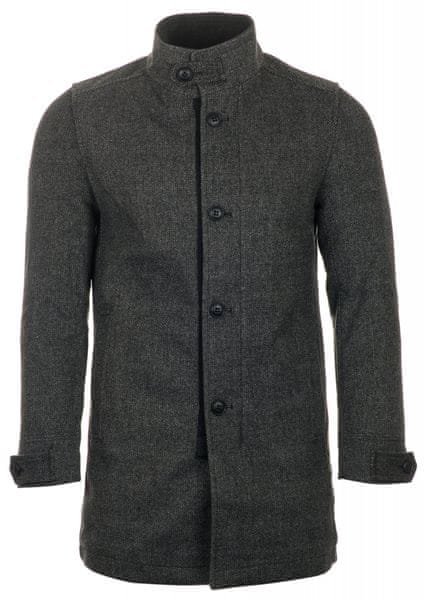 s.Oliver pánský kabát L černá