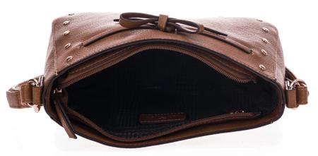 Tom Tailor hnědá crossbody kabelka Mary - Diskuze  f69f2047447