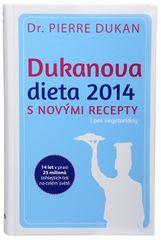 Knihy Dukanova dieta 2014 s novými recepty i pro vegetariány (Dr. Pierre Dukan)