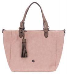 Tom Tailor růžová kabelka Lara