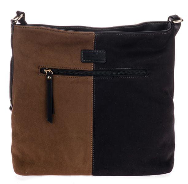 Tom Tailor černá kabelka Goldy
