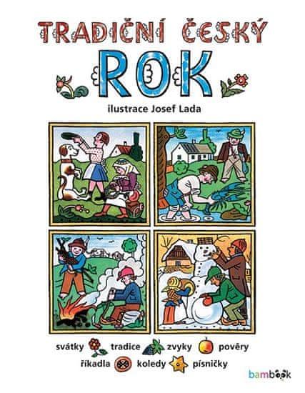 Lada Josef: Tradiční český rok - Josef Lada