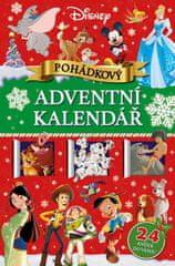 Disney Walt: Pohádkový adventní kalendář - 24 pohádek do Vánoc