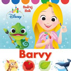 Hník Ondřej: Barvy Disney