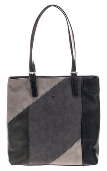 Tom Tailor černá kabelka Melina
