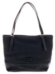 Tom Tailor ženska torbica Lauri, črna