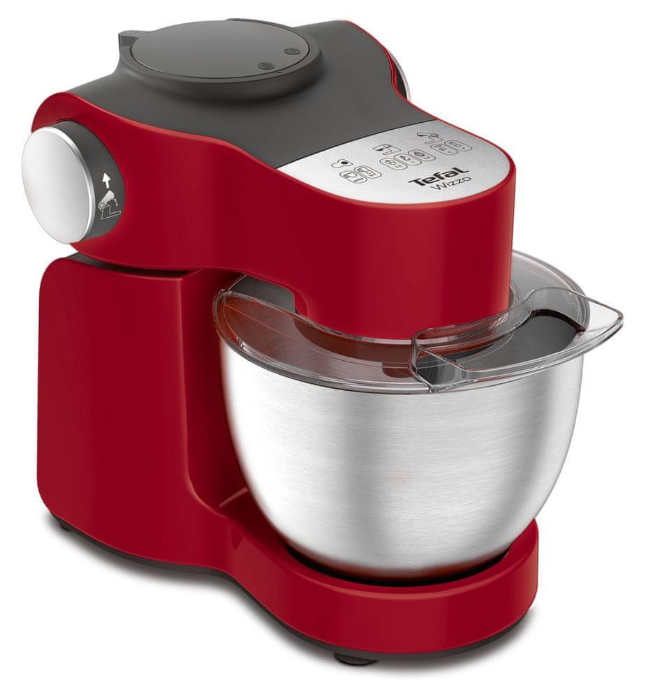 Tefal kuchyňský robot QB317538 Wizzo