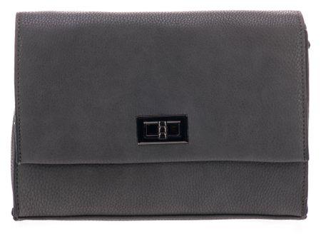 Tom Tailor ženska torbica za čez rame Alanna, temno siva