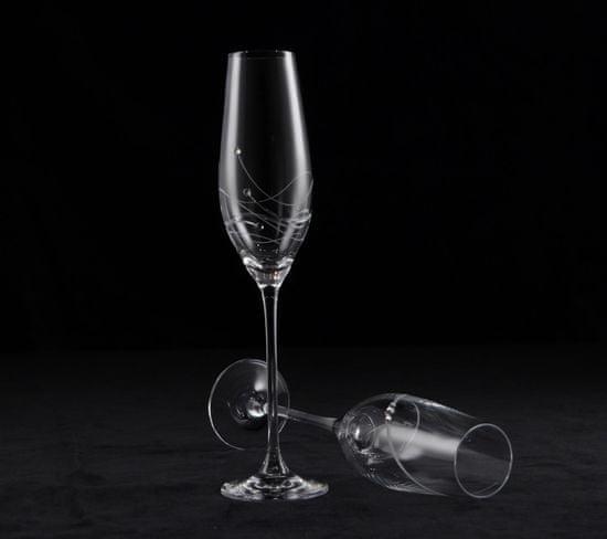 B. Bohemian kozarec za penino GRAVITY, 210 ml, 2 kosa