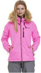 MEATFLY Dámská zimní bunda Bonie Jacket Safety Pink