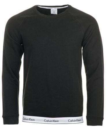 Calvin Klein pánská mikina M čierna  f0d51ab8a6b