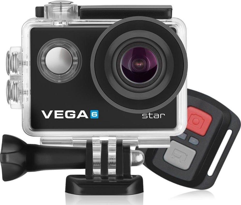 Niceboy VEGA 6 Star + diaľkové ovládanie (funkcia webkamery)