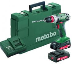 Metabo BS 18-2x2Ah Quick (602217950)