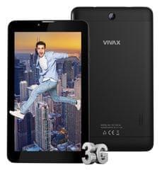 Vivax TPC-704 3G, fekete