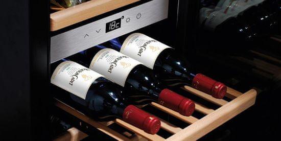 CASO vinotéka WineChef Pro 180