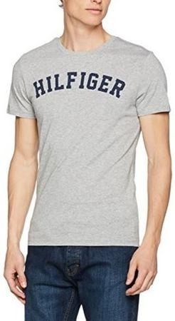 226abd697d9 Pánske tričko Cotton Icon SS Tee Logo UM0UM00054 -004 Grey Heather (Veľkosť  XL)