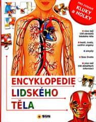 Encyklopedie lidského těla pro zvídavé kluky a holky