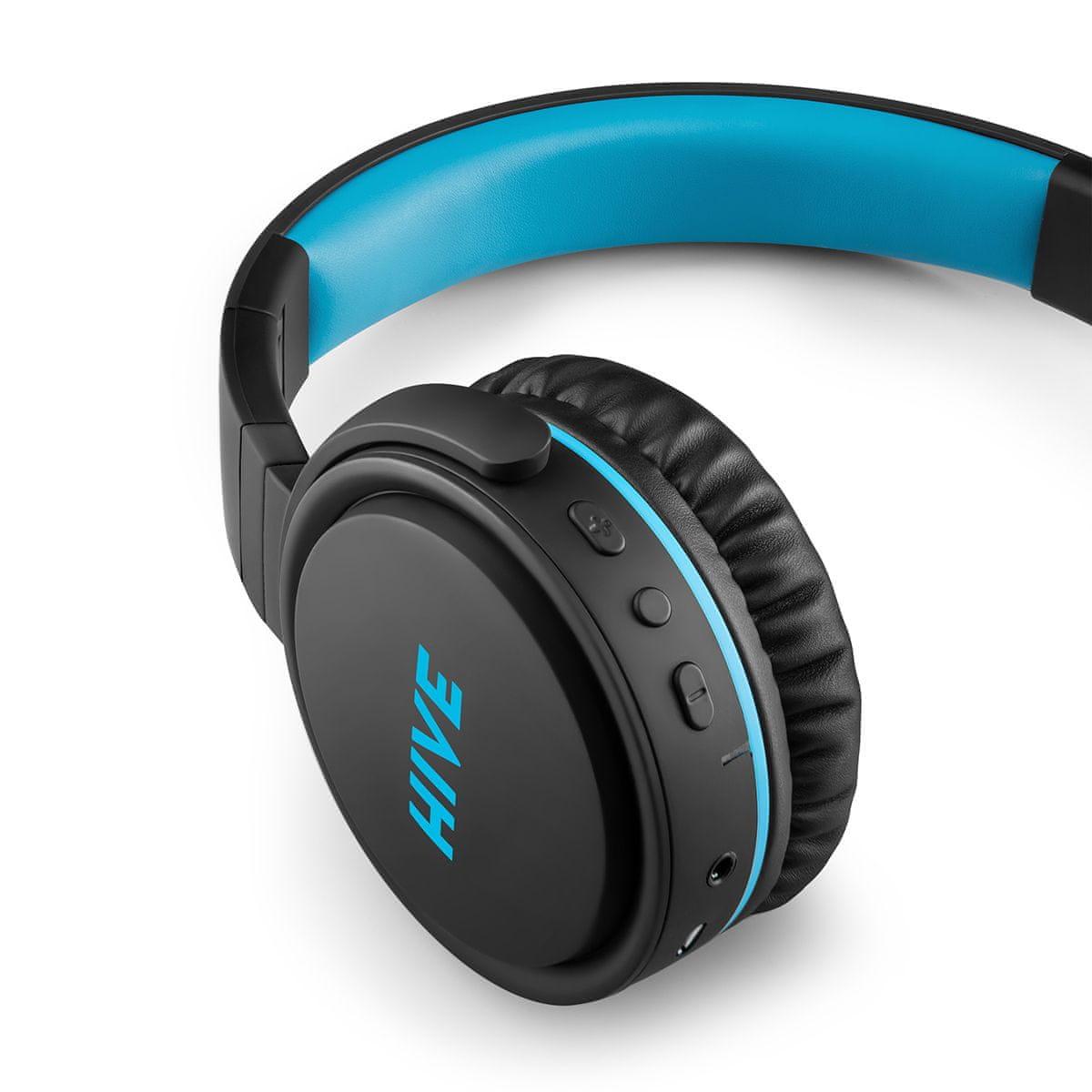 Niceboy HIVE XL fejhallgató Bluetooth maxxbass technológia