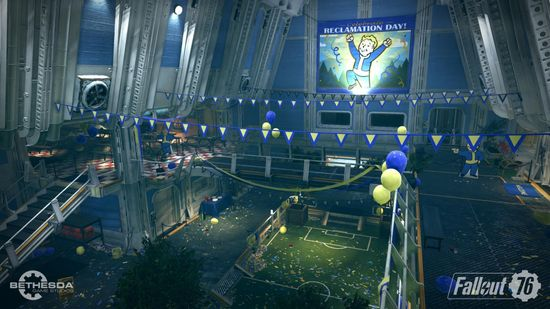 Fallout 76 Wastelanders (PS4)