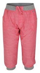 Loap Dámské tříčtvrteční kalhoty Nesfera Geranium růžové CLW1762-J27J