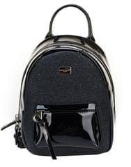 David Jones Dámský batoh Black CM3983