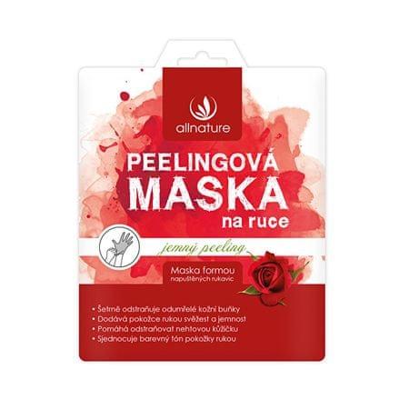Allnature Maska do peelingu w masce 36 ml