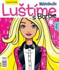 Mateřídouška - Luštíme s Barbie