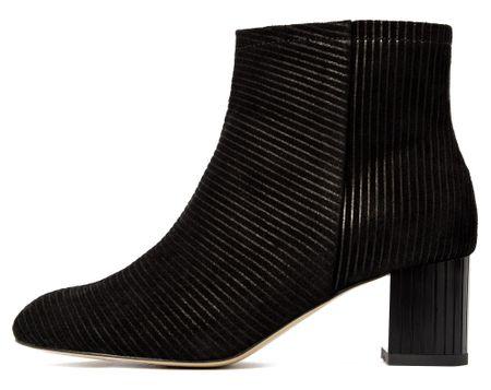 L37 dámská kotníčková obuv Easy Style 36 černá