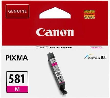 Canon kartuša CLI-581, magenta