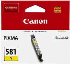 Canon CLI-581Y, žlutá (2105C001)