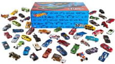 Hot Wheels Angličák 50 ks
