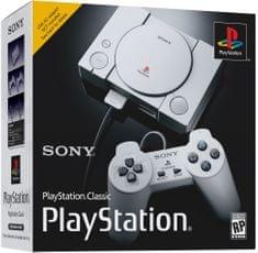 Sony PlayStation Classic, šedá (PS719999591)