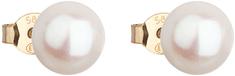 Evolution Group Zlaté perličkové náušnice Pavona 921042.1 zlato žluté 585/1000