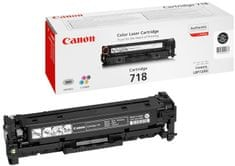 Canon CRG-718, černý (2662B002)