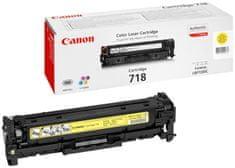 Canon CRG-718Y, žlutý (2659B002)