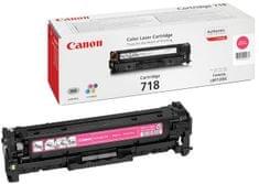 Canon CRG-718M, purpurový (2660B002)