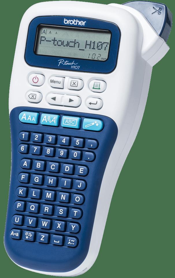 Brother PT-H107 (PTH107BRE1) - rozbaleno