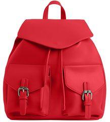 Pieces Dámský batoh Tyler Backpack High Risk Red